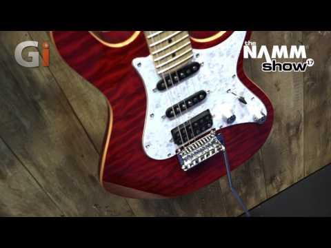 Best of Namm 2017 - Cort Guitars