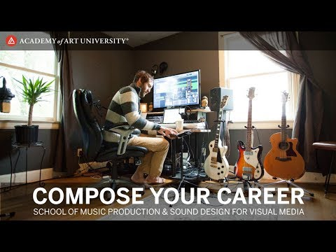 Transforming a Love of Music into a Living Career
