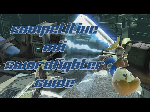 Competitive Mii Swordfighter (1111) Guide