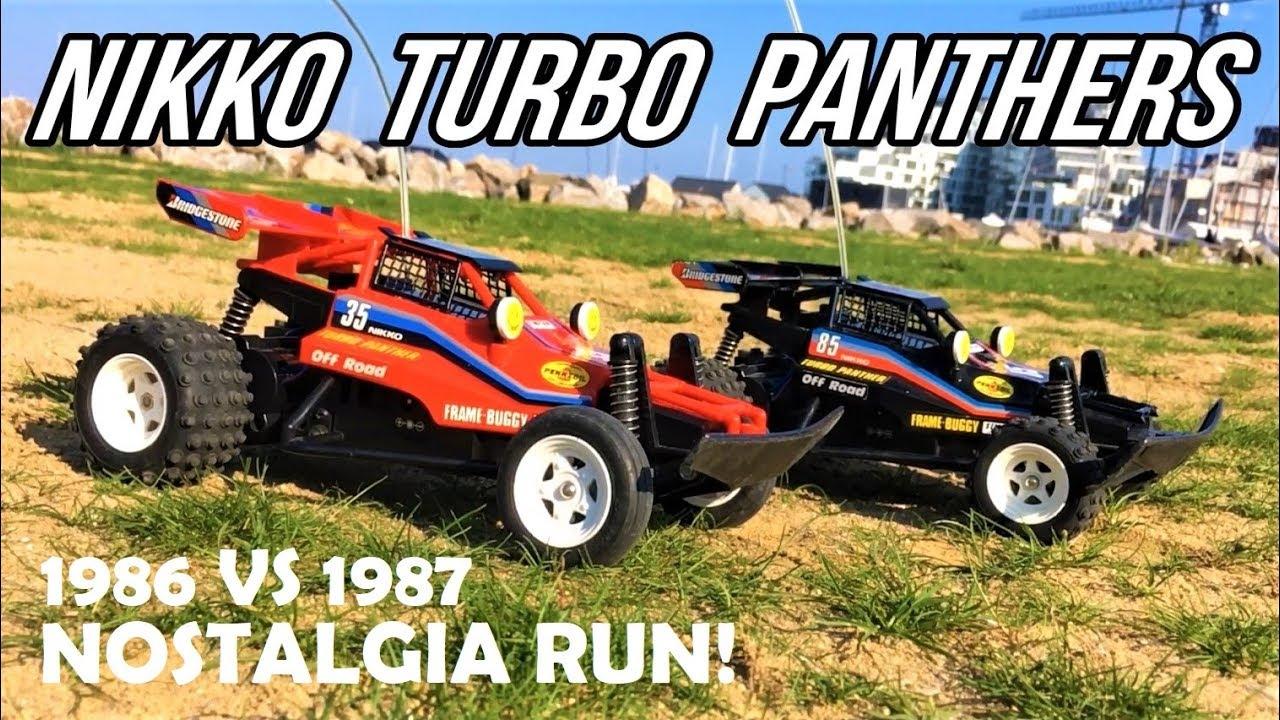 Vintage nikko turbo panther link x2