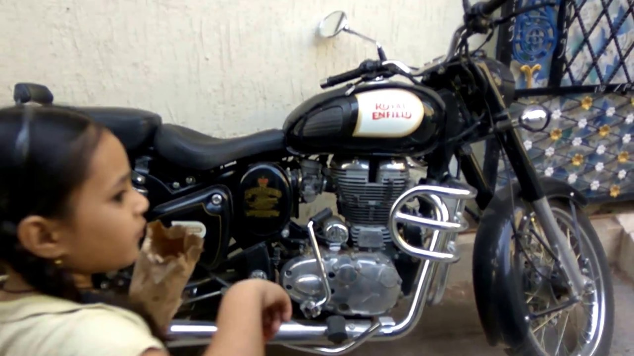 Royal Enfield Low Height Seat