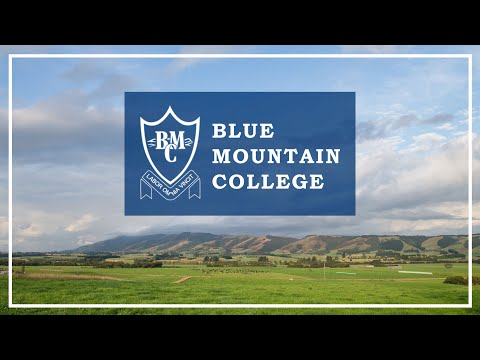 Study at Blue Mountain College