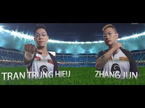[16.09.2017] CHINA vs VIETNAM A [Knock-out 1][SOC 2017]