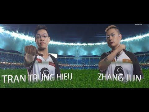 [16.09.2017] CHINA vs VIETNAM A [Knock-out 1][SOC 2017]