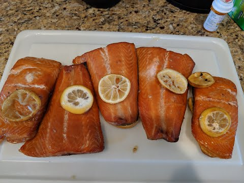 How To Make Smoked Salmon On The Big Green Egg