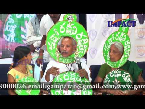 Padmasri Ramaiah at IMPACT'17 Hyderabad