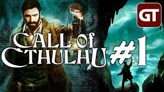 Thumbnail für das Call of Cthulhu Let's Play