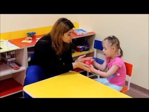 Занятие с ребенком ОВЗ