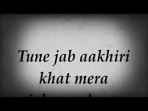 Zaroori Tha Video Song In Lyrics