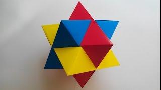 Кусудама головоломка (Froy), Kusudama puzzle.