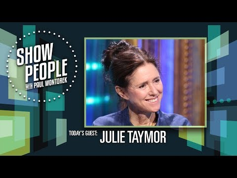 Show People with Paul Wontorek: Julie Taymor of THE LION KING & M. BUTTERFLY