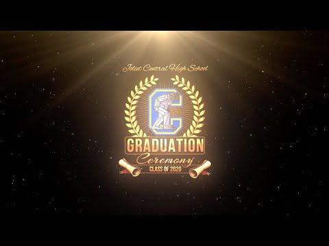 Joliet Central High School Graduation Class of 2020