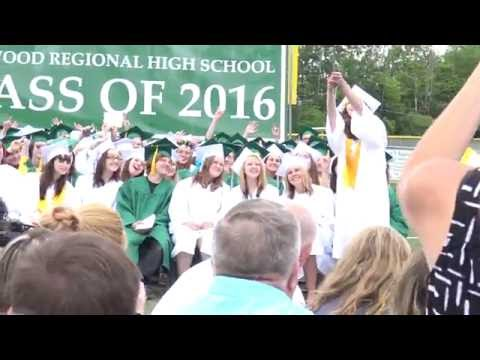 Siobhan Shamlian Salutatorian Speech Kingswood Regional High School, Wolfeboro, NH, June 11, 2016
