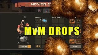 Two Cities TF2 MvM Tour Complete 4 Drops