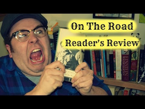 Review - On The Road (Jack Kerouac) - Stripped Cover Lit Reader's Review