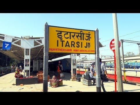 Itarsi Junction Departure | LTT-Patliputra Express