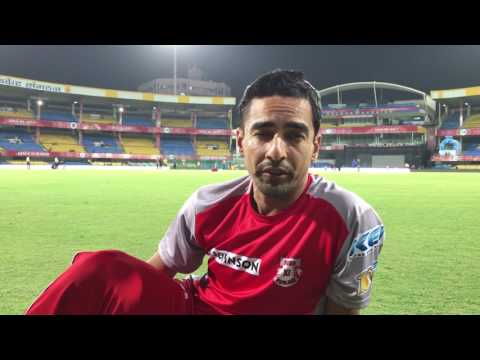 Mithun Manhas Pre-Match Review | KXIP vs RPS | IPL 10