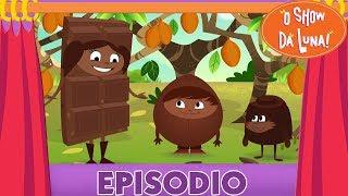 El Mundo De Luna! - El Maravilloso Bosque de Chocolate #Episodio Completo