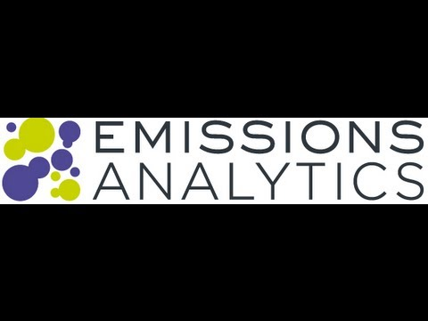 Emissions Analytics - Introduction video