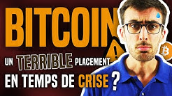 BITCOIN : Un terrible placement en temps de crise ?