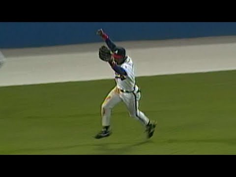 WS1995 Gm6: Caray calls final out of Braves