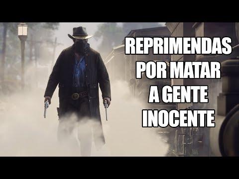 Red Dead Redemption 2 – Así reaccionan los miembros de la banda si MATAMOS  mucha gente INOCENTE thumbnail