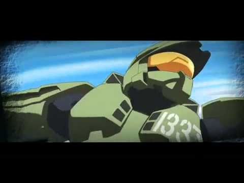 Halo Legends Movie Trailer (Anime Video Game Adaptation)