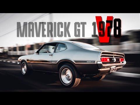 O CLÁSSICO - MAVERICK GT V8 1978 | CarEliteBR