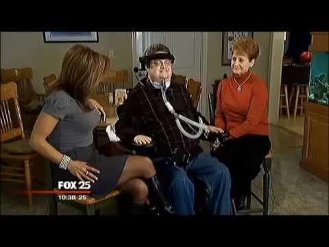 Quadriplegic fiction stories