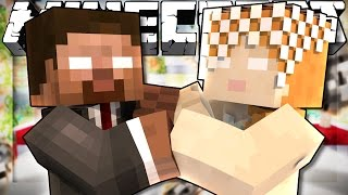 If Herobrine and Alexbrine got Married - Minecraft