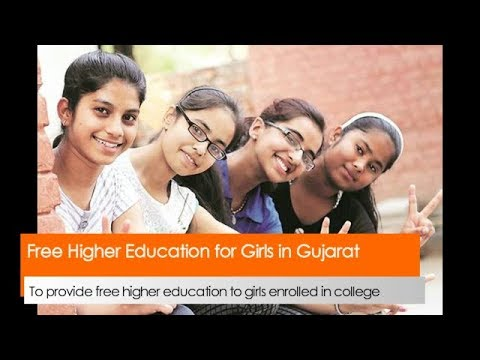 Free Higher Education for Girls in Gujarat