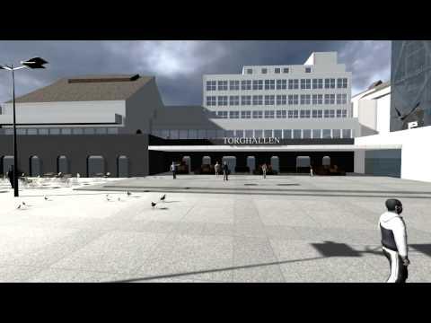 Kristiansund sentrum mulighetsstudie
