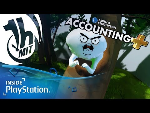 Accounting+ für PS VR: Noch beknackter als Rick & Morty! | 1 Stunde mit | Accounting Plus Gameplay
