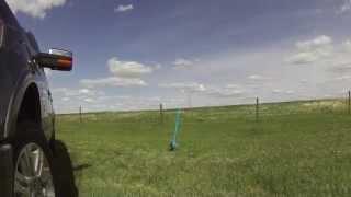 Blue Flame Supersonic Test II (Impulse: 137N•S) 2012-5-26 HD