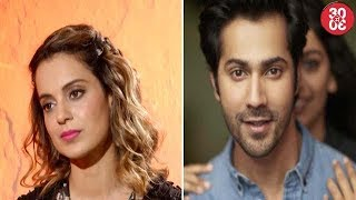 Kangana Reignites Her Controversy With Hrithik | Banita Sandhu To Be Seen Opposite Varun In October