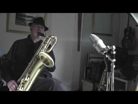 Tea for Two  - Jazz improvisation on Baritone Sax