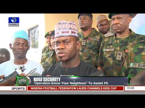 News Across Nigeria: Special Squad Deployed To Tackle Kidnapping