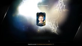 Fifa Online 3 Upgrade to +8-+9 and open pack