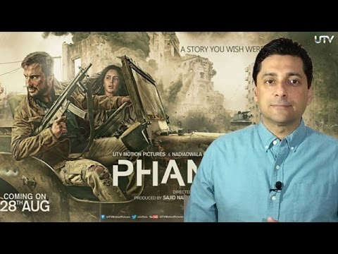 FAISAL QURESHI'S RESPONSE TO SAIF ALI KHAN AND HIS MOVIE PHANTOM