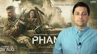 FAISAL QURESHI'S RESPONSE TO SAIF ALI KHAN AND HIS MOVIE PHANTOM