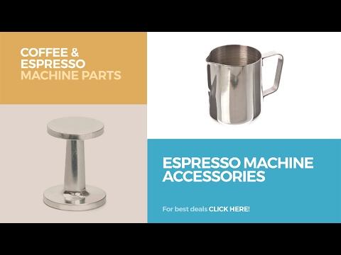 Espresso Machine Accessories // Coffee & Espresso Machine Parts Best Sellers