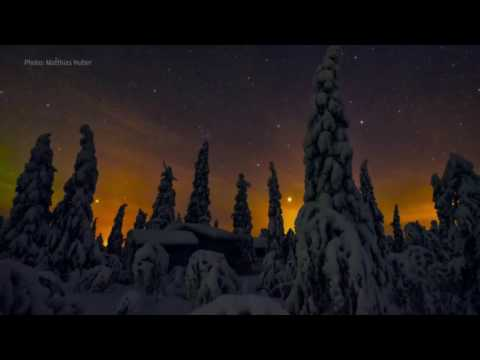 Travel to Finland  With the Northern Lights