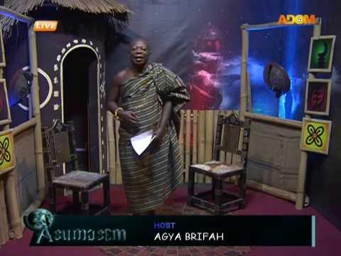 Impact of family Gods - Asumasem on Adom TV (17-1-18)
