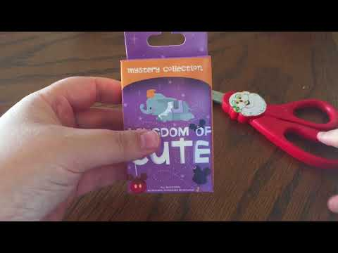KINGDOM OF CUTE MYSTERY PIN UNBOXING!!!