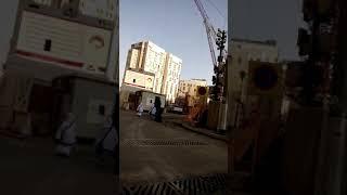 from Rayana Ajyad to Masjidil Haram