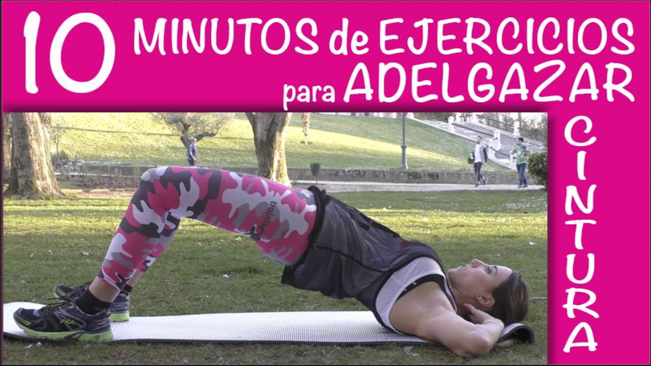 ejercicios para perder peso 10 minutos