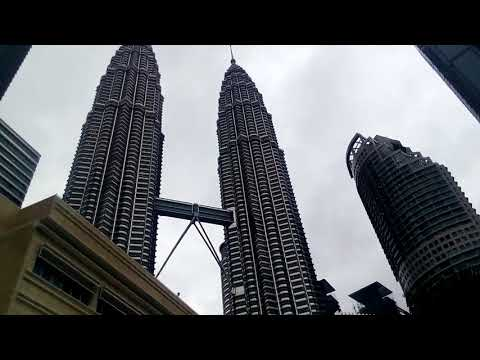 Travel vlog13-Bladerunner kinda day, watch (Kuala Lumpur, Malaysia)