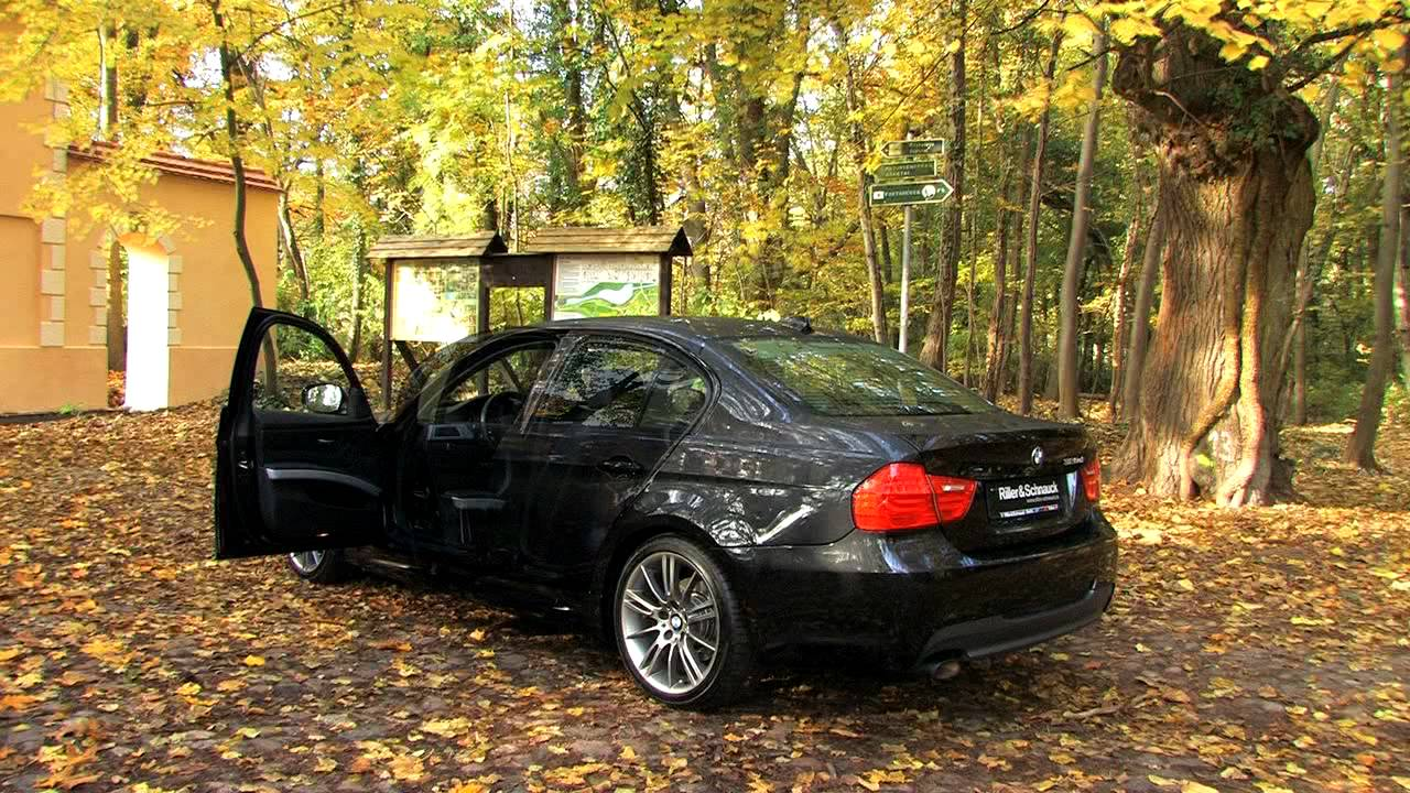 bmw 320d limousine e90 mit innovationspaket als junger gebrauchtwagen youtube. Black Bedroom Furniture Sets. Home Design Ideas