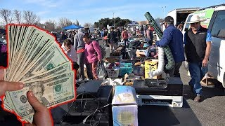 Flea Market Selling! THESE Sold SUPER FAST! Made BIG MONEY!