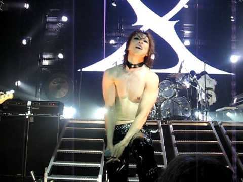 XJAPAN eX The Riviera (8) ~ Yoshiki Shout
